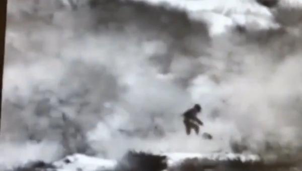 Video: Izraelská armáda zveřejnila záběry proniknutí  ozbrojených Palestinců ze severní Gazy do Izraele - Sputnik Česká republika