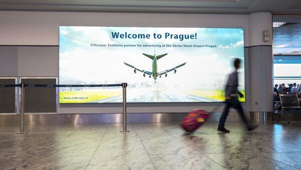 Letiště Václava Havla v Praze - Sputnik Česká republika