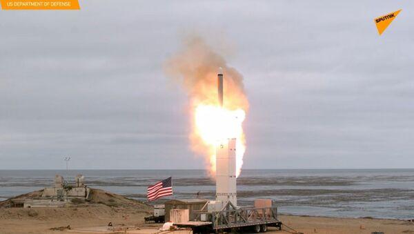 Pentagon testuje rakety, které dříve zakazovala smlouva INF, jež už neplatí   - Sputnik Česká republika