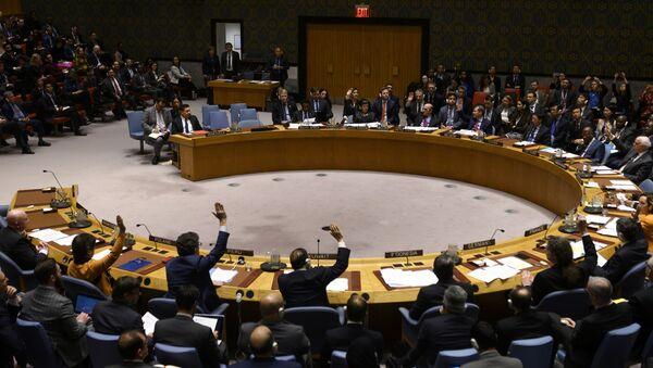 Rada bezpečnosti OSN - Sputnik Česká republika