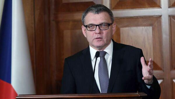 Předseda poslaneckého zahraničního výboru Lubomír Zaorálek - Sputnik Česká republika