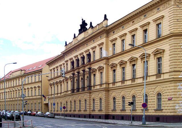 Sídlo Ministerstva spravedlnosti ČR v Praze