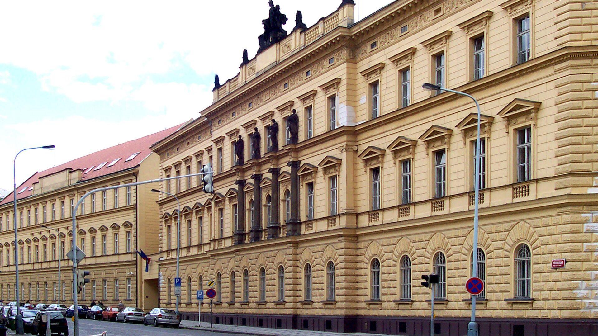 Sídlo Ministerstva spravedlnosti ČR v Praze  - Sputnik Česká republika, 1920, 15.09.2021