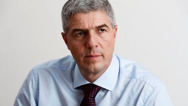 Předseda vládní strany Most-Híd Béla Bugár  - Sputnik Česká republika