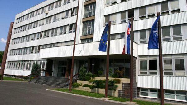 Ministerstvo obrany SR - Sputnik Česká republika