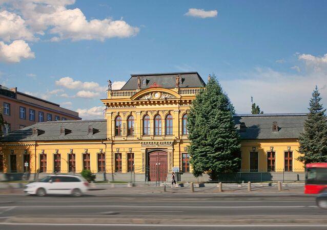 Ministerstvo zahraničních věcí a evropských záležitostí SR