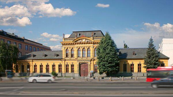 Ministerstvo zahraničních věcí a evropských záležitostí SR - Sputnik Česká republika
