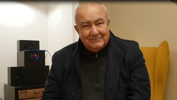 Petr Hannig - Sputnik Česká republika