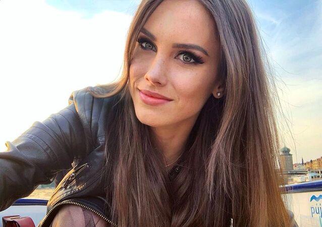 Česká Miss 2019 Barbora Hodačová