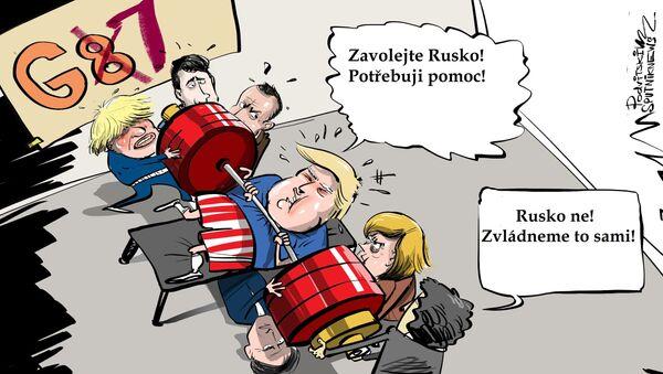 Někdo má jiný názor - Sputnik Česká republika