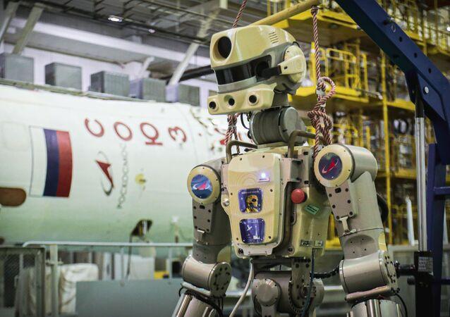 Robot Fjodor