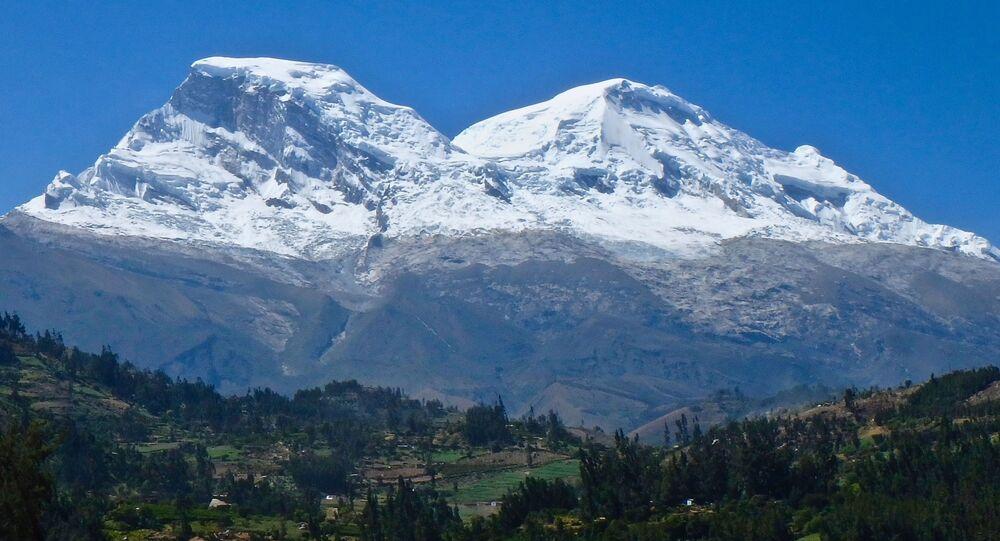 Hora Huascarán v Peru