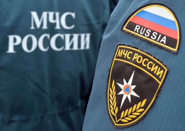 Ruští záchranáři