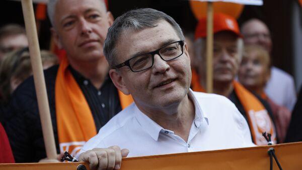 Lubomír Zaorálek - Sputnik Česká republika