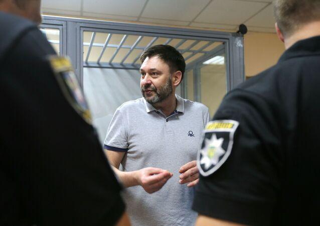 Vyšinskij byl propuštěn, považuje své zatčení za pokus o zvýšení ratingu Porošenka