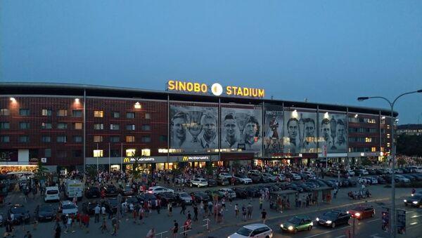 Sinobo Stadium v Praze - Sputnik Česká republika