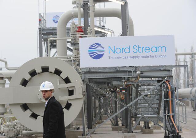 Plynovod Nord Stream 2. Ilustrační foto