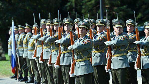 75. výročí Slovenského národního povstání - Sputnik Česká republika