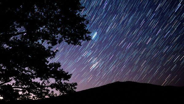 Hvězdné nebe v Krasnodarském kraji - Sputnik Česká republika