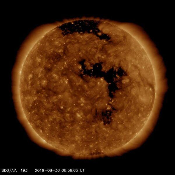 Vesmír, jak ho neznáte. Kosmické objevy srpna na úchvatných snímcích - Sputnik Česká republika