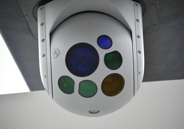 Kamera bezpilotního letounu Orion E