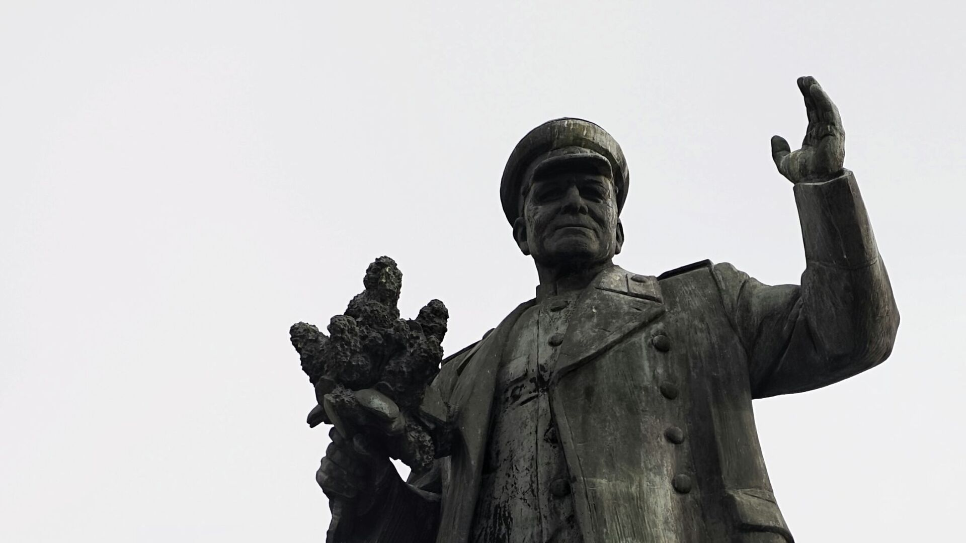 Socha marsála Koněva v Praze - Sputnik Česká republika, 1920, 08.05.2021