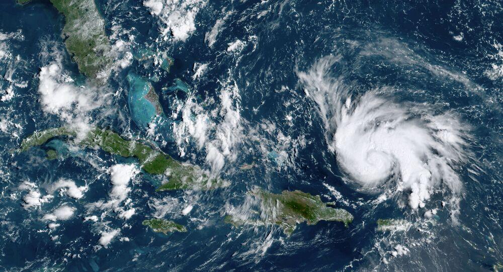 Hurikán Dorian míří na Floridu
