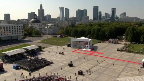 Ve Varšavě si připomínají 80. výročí vypuknutí druhé světové války - Sputnik Česká republika