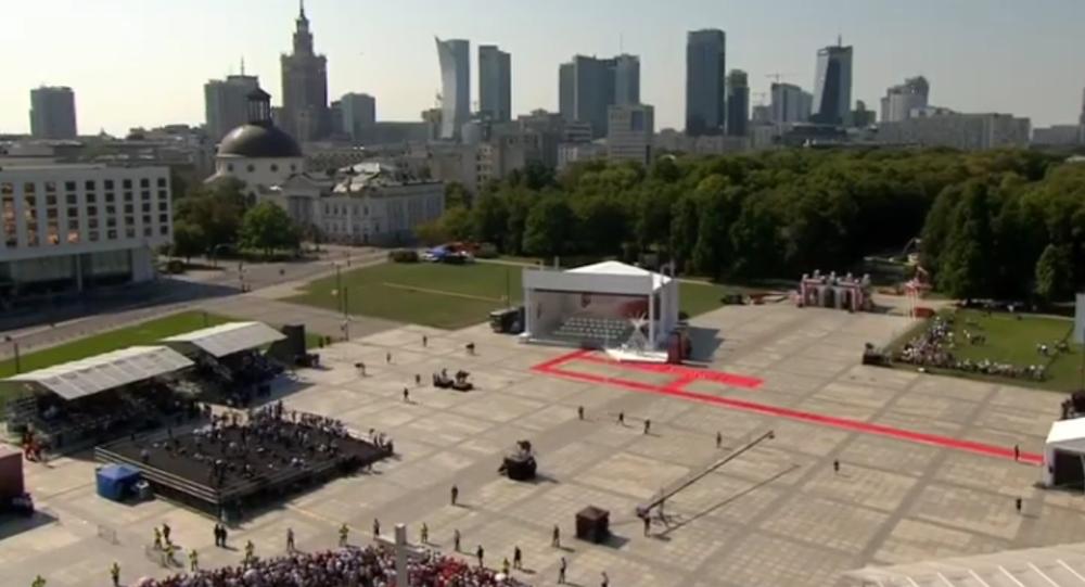 Ve Varšavě si připomínají 80. výročí vypuknutí druhé světové války