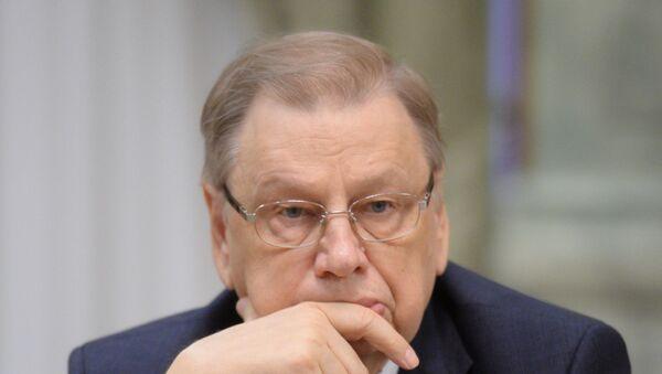 Ruský velvyslanec v Egyptě Sergej Kirpičenko - Sputnik Česká republika