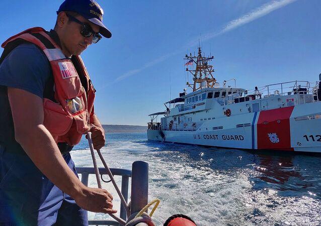 Loď pobřežní stráže