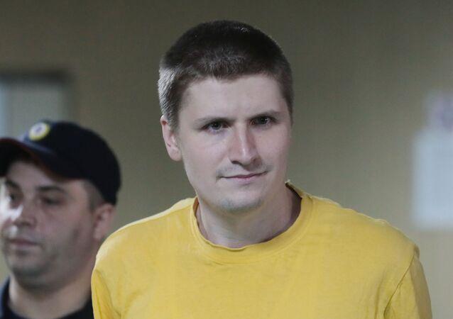 Bloger Vladislav Sinicu