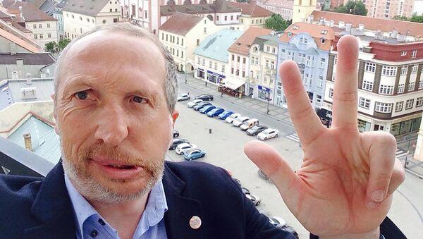 Václav Klaus ml. - Sputnik Česká republika