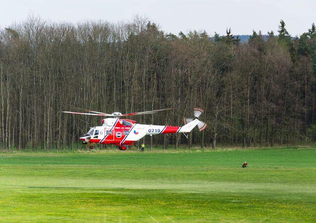 Vrtulník W-3A Sokol