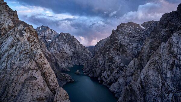 Jezero Kel Suu - Sputnik Česká republika