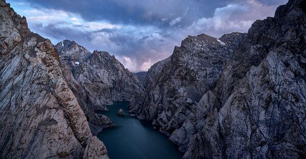 Jezero Kel-Suu - Sputnik Česká republika