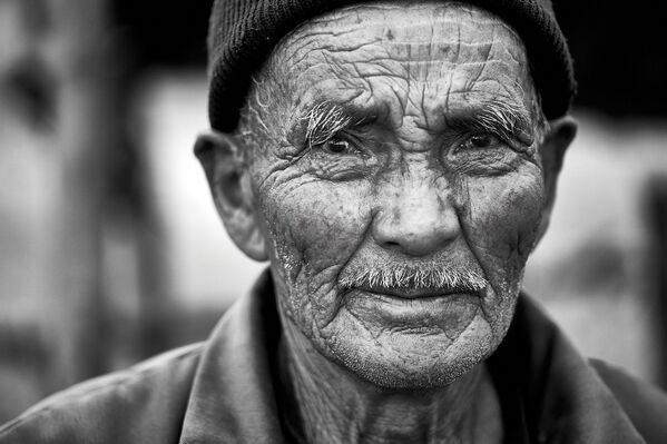 90letý Kyrgyz - Sputnik Česká republika
