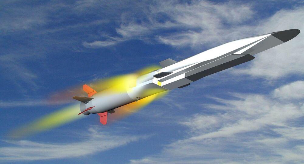 Pravděpodobné zobrazení rakety Cirkon