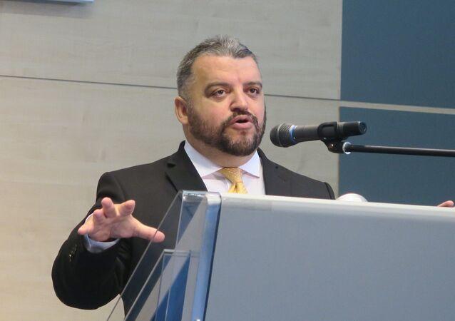 Slovenský historik Eduard Chmelár