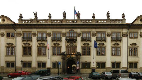 Nostický palác v Praze - Sputnik Česká republika