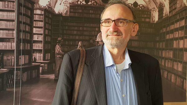 Bývalý policejní prezident Stanislav Novotný - Sputnik Česká republika