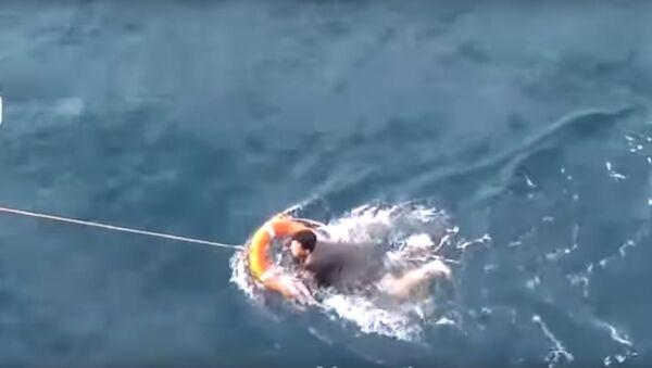Ruští námořníci zachránili rybáře ze Severní Koreje - Sputnik Česká republika