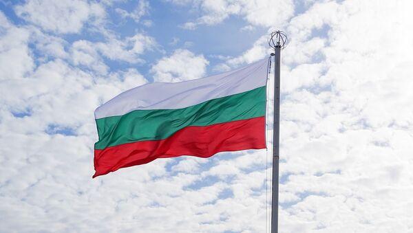 Vlajka Bulharska - Sputnik Česká republika