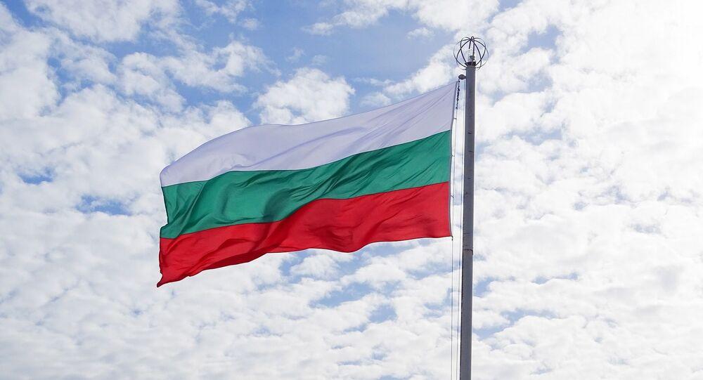 Vlajka Bulharska