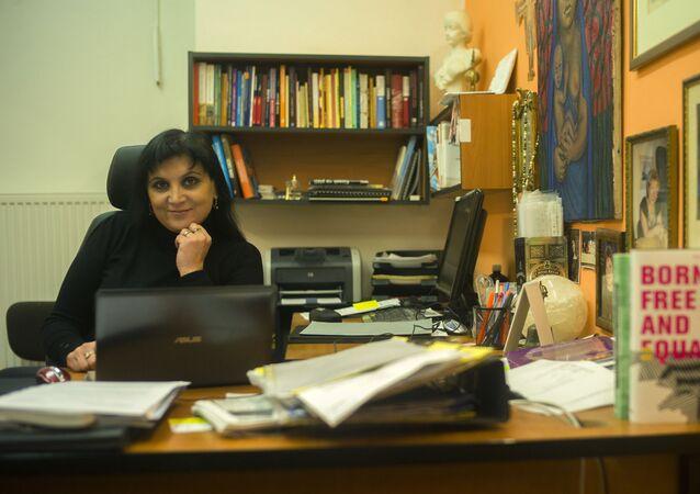 Advokátka Klára A. Samková