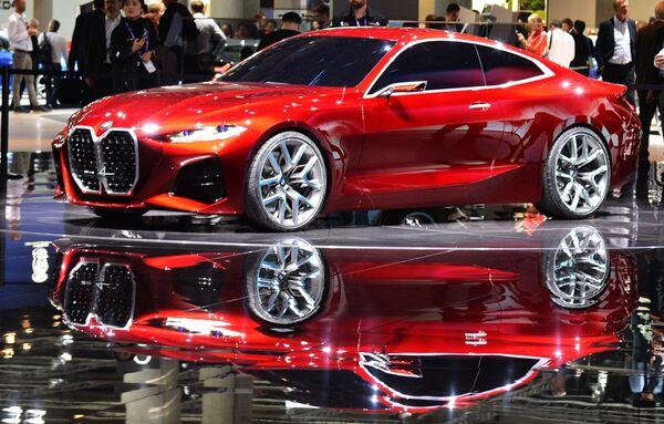 BMW Concept 4 na Frankfurtském autosalonu - Sputnik Česká republika