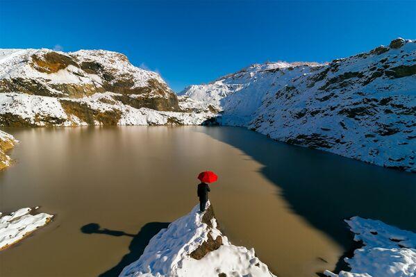 Fotografie Red Lake (Ramazan Cirakoglu) - Sputnik Česká republika