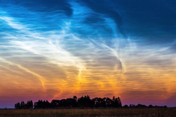 Fotografie Shining Clouds (Kairo Kiitsak) - Sputnik Česká republika