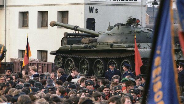 Stážení vojsk SSSR z Německa, 1979 - Sputnik Česká republika