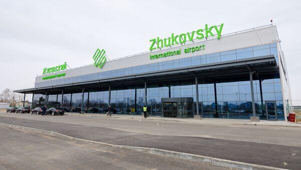 Letiště Žukovskij - Sputnik Česká republika